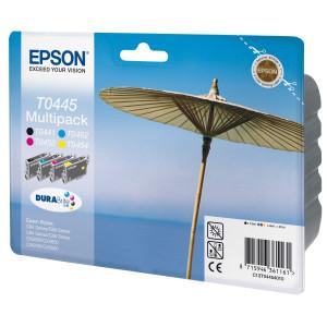 Epson T0445 MultiPack C/M/Y/BK (Original).