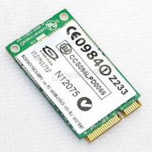 Trådlöst nätverkskort Mini-PCI-E.