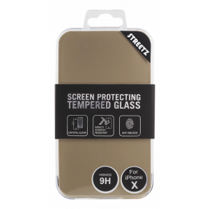 Skärmskydd - iPhone X / Xs Härdat glas
