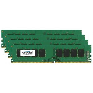 DDR4-2133 Crucial 32GB DDR4-2133 32GB DDR4 2133MHz RAM-minnen