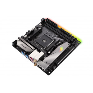 ASUS ROG STRIX B350-I GAMING Uttag AM4 AMD B350 Mini-ITX