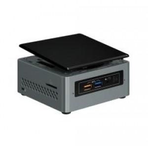 Intel NUC6CAYH BGA 1296 1.50GHz J3455 Svart, Grå