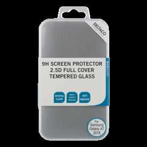 Skärmskydd - Samsung Galaxy A7 Härdat glas