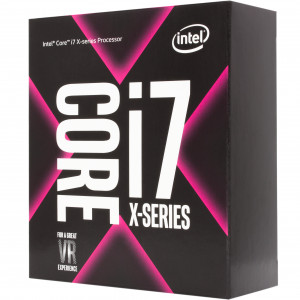 Processor Intel Core ® ™ i7-7820X X-series Processor (11M Cache, up to 4.30 GHz) 3.6GHz 11MB L3 Låda processorer