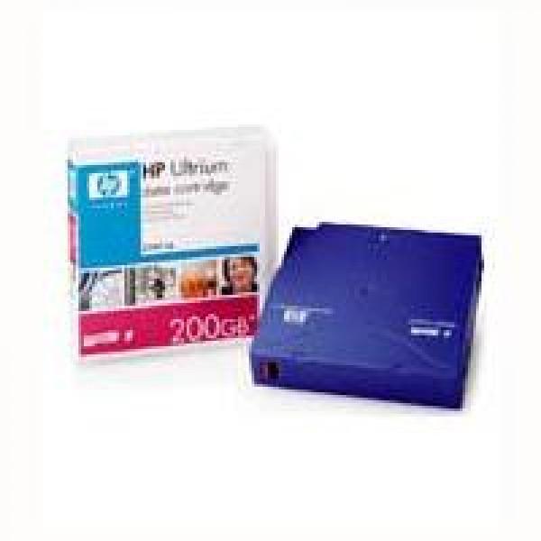 HP Band LTO Ultrium 1 100GB/200GB (C7971A).