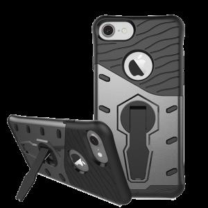 Skal - iPhone 7 / 8 - Stötdämpat skal med stativ IPLH-283