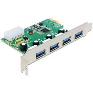 DeLOCK 89363 Intern USB 3.0 nätverkskort/adapters