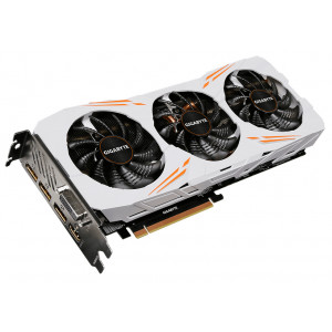 Grafikkort Gigabyte 11GB GeForce GTX 1080 Ti GeForce GTX 1080 Ti 11GB GDDR5X