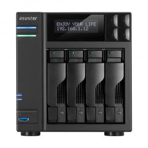 Asustor AS7004T-I5 NAS- & lagringsservrar Nätverksansluten (Ethernet) Svart