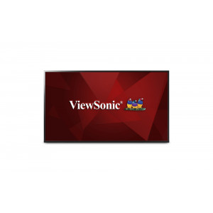 "Viewsonic CDE5502 Digital signage flat panel 55"" LED Full HD Svart signage display"