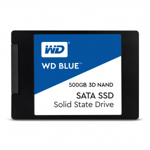 "Western Digital Blue 3D 500GB 2.5"" Serial ATA III"