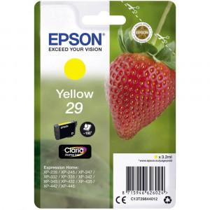 Epson 29 T2984 Gul Original C13T29844012