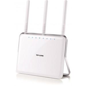 TP-LINK Archer C9 Dual-band (2.4 GHz / 5 GHz) Gigabit Ethernet Vit trådlös router