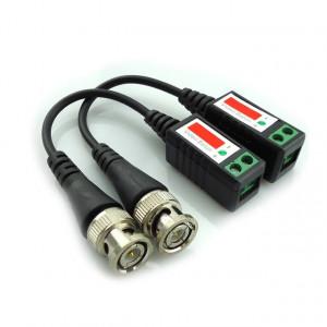 BNC över nätverk, Passiv signalförstärkare 2-pack VB-01