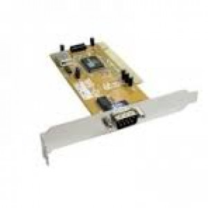 Seriellkort PCI 2-port Lågprofil  LP-41