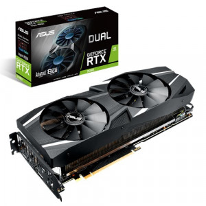 ASUS GeForce DUAL-RTX2080 GeForce RTX 2080 8 GB GDDR6
