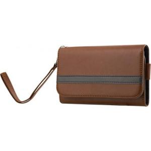 """STREETZ plånboksfodral för 4-5,1""""-smartphones"""