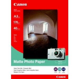 Fotopapper A3 170g Matt Canon MP-101 (40-pack)