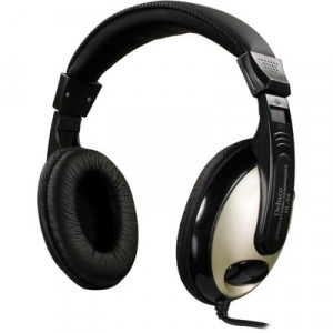 Hörlurar HL-54 med volymkontroll