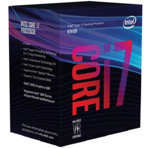 Processor - Intel S1151 Core i7-8700 3.2GHz BOX
