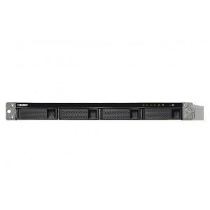 QNAP TS-431XU-RP NAS Nätverksansluten (Ethernet) Svart