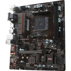 Moderkort -AMD AM4 mATX MSI A320M GRENADE