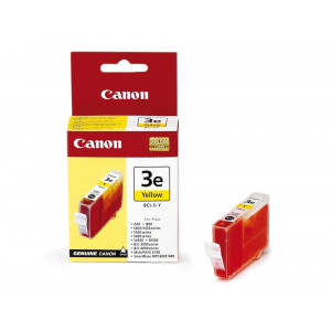 Canon BCI-3eY Yellow (Original).