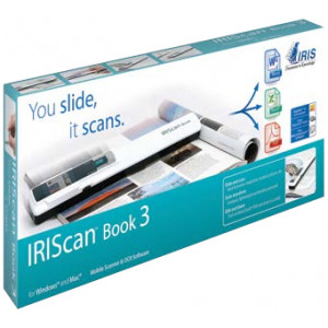 Skanner IRISCan Book 3