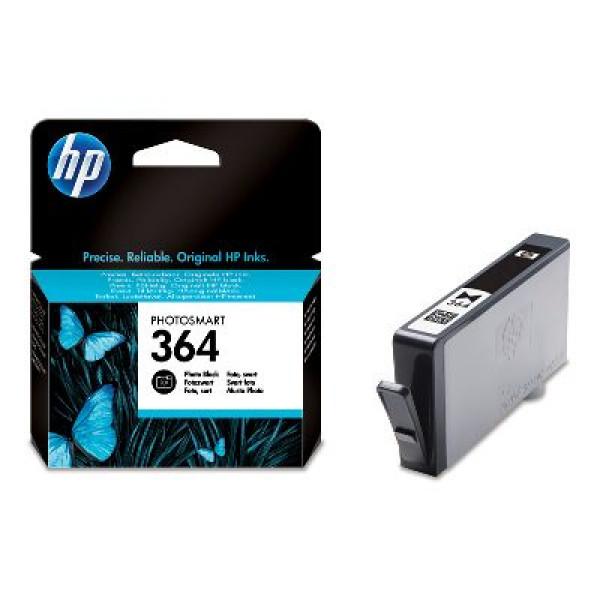 HP 364 Photo Black (Original) CB317EE#ABB