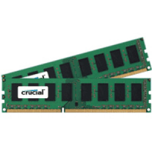 DDR3-1066 Crucial 4GB PC3-12800 Kit 4GB DDR3 1066MHz RAM-minnen