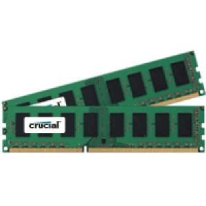 DDR3-1066 Crucial 4GB PC3-12800 Kit 4GB DDR3 1066MHz RAM-minnen