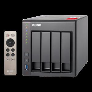 Qnap TurboNAS TS-451+-2G (2GB RAM)