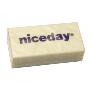 Radergummi Niceday 1 pack 2220180