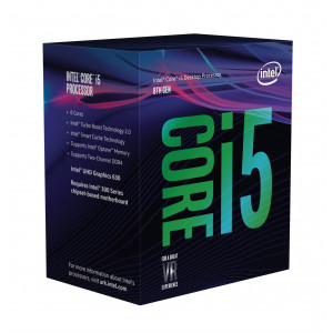 Processor - Intel S1151 i5-8500 3.0/4.1GHz BOX