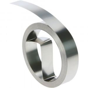 DYMO 12mm Non Adhesive Aluminum Tape etikett-tejp