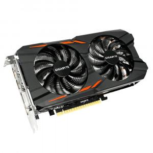 Grafikkort Gigabyte GeForce GTX 1050 Windforce OC 2G GeForce GTX 1050 2GB GDDR5