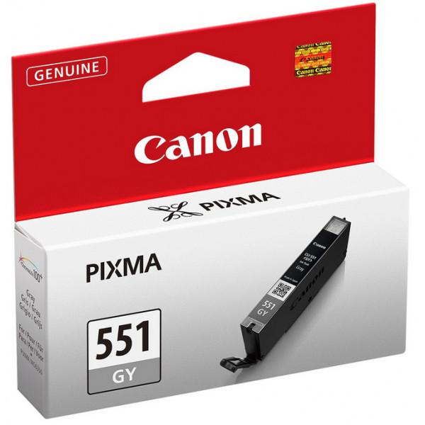 Canon CLI-551 GY Grå bläckpatroner