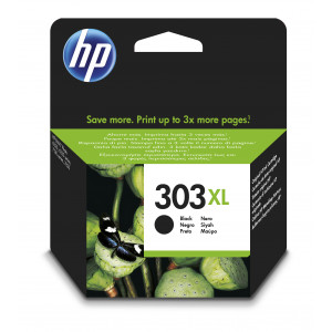 HP 303XL bläckpatroner Black 12 ml 600 pages
