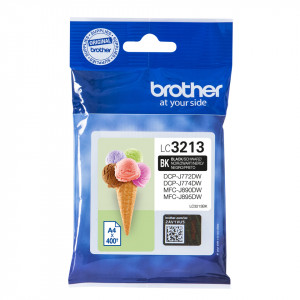Brother LC-3213BK bläckpatroner Svart 400 sidor