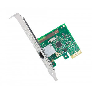 Nätverkskort Intel I210-T1, retail bulk Server Adapter
