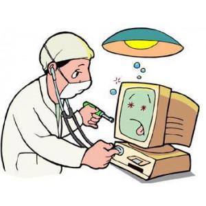 Felsökning av dator / Datorkomponenter