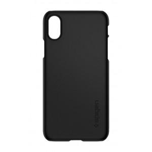 "Skal Spigen iPhone X Thin Fit 5.8"" Cover case Svart"