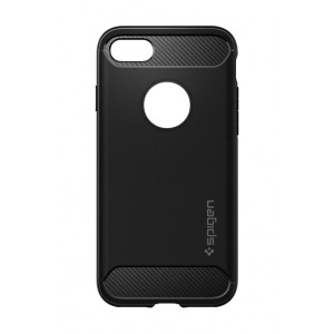 Skal - iPhone 7 -  Spigen iPhone 7 Rugged Armor
