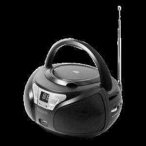 Technaxx Portable Boombox BT-X38 black