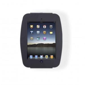Maclock Space iPad Enclosure Wall Mount, väggstativ för iPad svart