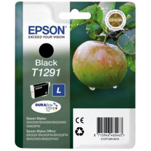 Epson T1291 Black (Original).