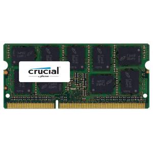 SODIMM DDR3-1600 Crucial 8GB DDR3-1600 8GB DDR3 1600MHz RAM-minnen