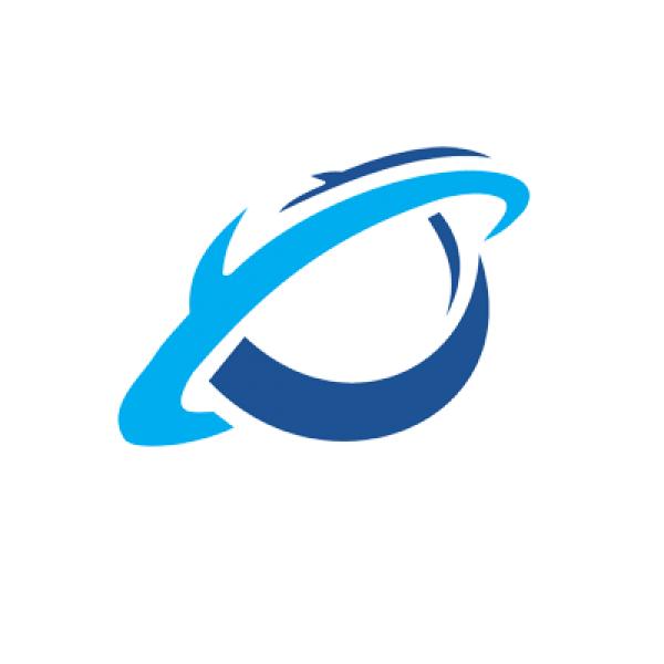 Skylt Kameraövervakning laminerad dekal logo 10x15