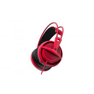 Headset - SteelSeries Siberia 200 Röd