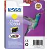 Epson Singlepack Yellow T0804 Claria Photographic Ink